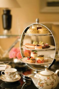 Afternoon Tea at Four Seasons Park Lane