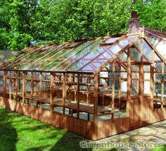 Swallow Falcon Greenhouse - Greenhouse Stores