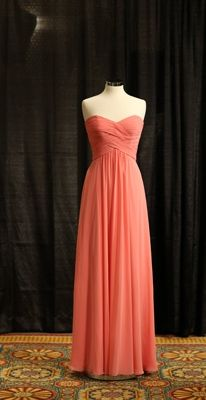 Maid of honor dress! I want bridesmaids,  maid of honor, and matron of honor different