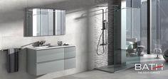 Diseño y funcionalidad triunfan en los cuartos de baño. Con Bath, personalizar ese espacio y crearlo exclusivo para ti, es posible. #baño #decoración #hogar