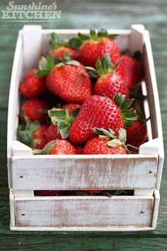 strawberries.     #wfmWinAVitamix #summer #berries