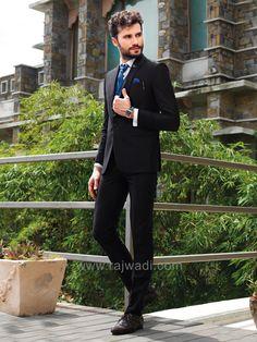 Stylish Suit For Wedding #rajwadi #menswear #mensfashion #suit #FeelRoyal #Menssuit #stylish #dapper #designer