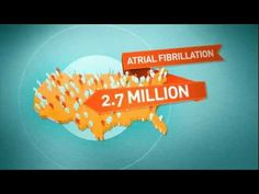 Making the Connection: Atrial Fibrillation and Stroke #AmericanHeart #AFib