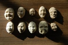 Seed sprouting faces? Yes, please.