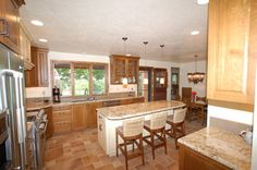 Country Kitchen - traditional - kitchen - boise - by Keilty Remodeling Inc