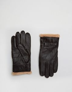 Top Fashion Gifts for Men - Winter goes hand in hand with these Barbour leather gloves Dan Brown, Leather Gloves, Barbour, Asos, Men, Gift Ideas, Winter, Gifts, Fashion