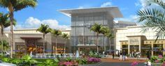 The Mall at University Town Center (UTC) in Sarasota is be the biggest, finest and newest fashion/shopping in western Florida. Commercial Real Estate, Commercial Design, Tropical Beach Resorts, City Pages, Real Estate News, Senior Living, University, Florida