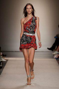 #Spring2013 #Fashionologie #Runway   I'm a fan of A-symmetrical silhouettes. Something I definitely would wear!