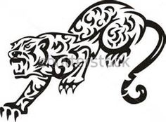 jaguar tattoo clipart at DuckDuckGo