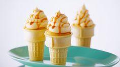 Cupcakes au Dulce de leche