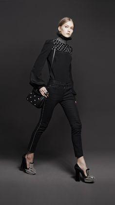 Alexander McQueen Womenswear Autumn Winter 2013 Collection Moda Senza  Tempo f7c95378e88