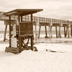 Panama City Beach Florida Vintage Back In Time
