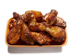 Chile-Rubbed Wings Recipe : Food Network Kitchen : Food Network - FoodNetwork.com