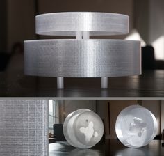 3D Printing: Can a 3D printed light save you money? - http://3dprintingindustry.com/news/can-3d-printed-light-save-you-money-85290/