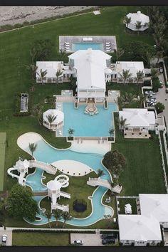 Whoa. Celine Dion's house