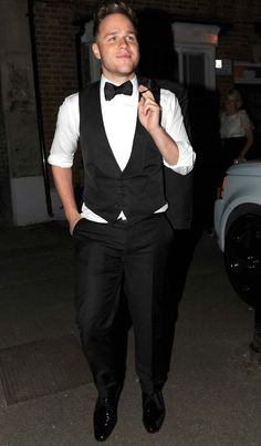 The best & worst celebrity wedding guest outfits Olly Murs, Celebrity Weddings, Beautiful People, Hipster, Celebrities, Pants, Bobs, Outfits, Fashion