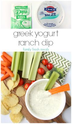 ... on Pinterest | Lunchbox ideas, Healthy snacks and Greek yogurt dips