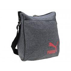 Geanta Puma Originals Jersey Shopper black-red Puma Original, Backpacks, The Originals, Red, Bags, Fashion, Handbags, Moda, Fashion Styles