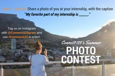 interns and Volunteers, submit your shots for this soon! 123 Photo, Photo Competition, Summer Photos, Your Shot, Volunteers, Photo Contest, Connection, Shots, Blog