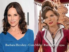 Barbara Hershey, Rose Mcgowan, Regina Mills, Once Upon A Time, Celebs, People, Facebook, Awesome, Princesses