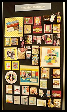 Pink Buckaroo Designs: #hello and more Convention Display Boards  2014
