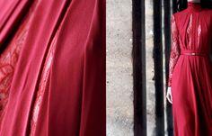 BALADE A PARIS - ELIE SAAB Haute Couture Spring 2012
