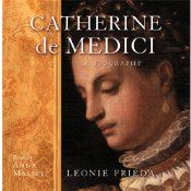 Leonie Frieda has returned to original sources and re-read the thousands of letters left by Catherine de Medici. There has not been a biography in English of Catherine for many years, and she believes that the time has come to show her as one of the most influential women in 16th-century Europe.