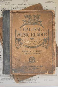 Natural Music Reader