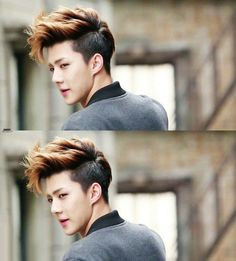 "Exo - Sehun ""Omg can we talk about this lol shit's hair """