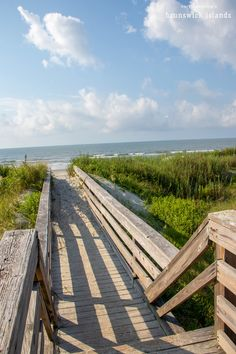 A stunning day in Sunset Beach! Visit Nc, Nc Beaches, Sunset Beach, Geography, Railroad Tracks, Tourism, Things To Do, Surfing, Childhood