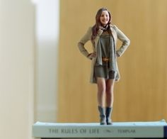 3D Printed Action Figures Of Yourself