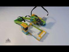 Lego Wedo 2.0 - Мышеловка - YouTube