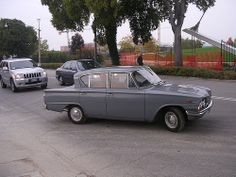 Ford Consul 315 Padova Italy 5