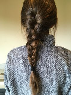 Scarf Hairstyles, Pretty Hairstyles, Straight Hairstyles, Braided Hairstyles, Long Dark Hairstyles, Teenage Hairstyles, Girl Hairstyles, Jolie Photo, Hair Day