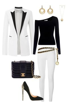 """""""Untitled #99"""" by imagecollection on Polyvore featuring Amanda Wakeley, A.L.C., Burberry, Cerasella Milano, Chanel, David Yurman and Givenchy"""