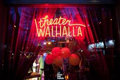 Our location, theater Walhalla: www.fromezterwithlove.blogspot.com
