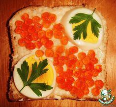 Закусочные бутерброды «Под стеклом» ингредиенты