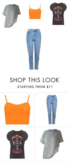 """""""Outfit idea"""" by hah-na on Polyvore featuring WearAll and Topshop"""