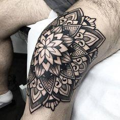 (notitle) - Tattoos - - tattoo - Tattoo World Tattoo Knee, Elbow Tattoos, Leg Sleeve Tattoo, Leg Tattoo Men, Tattoo Sleeve Designs, Tattoo Designs Men, Arm Tattoo, Body Art Tattoos, Designs Mehndi