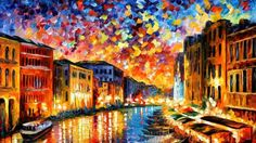 Paintings leonid afremov wallpaper - (#16912) - High Quality and Resolution Wallpapers on hqWallbase.com