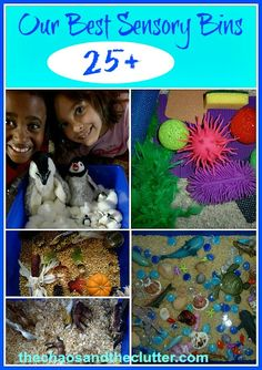 Our Best Sensory Bins love this idea, putting a sensory bin card in their workboxes.