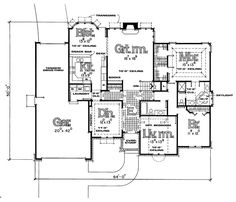 The westport new home design by maronda homes of of columbus oh floor plan malvernweather Image collections