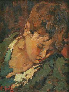 Irolli ~ İtalyan ressam Vincenzo Tür