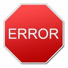 Errores que debes evitar cuando abres un blog | El Rincón de Sergarlo #Blogger