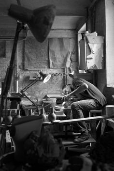 Manufaktur Hedwig-Bollhagen (Photography - Janne Peters)...working.
