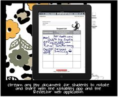 Using a single iPad in the classroom- great tips and apps!