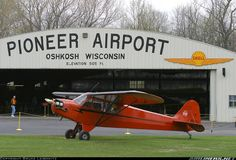 """EAA's Wag-Aero """"Cuby"""" - hoping to fly this airplane in the fairly near future."""