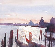 Venice by Richard Thorn