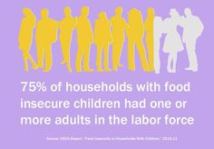 Know your facts. Help end childhood hunger in America