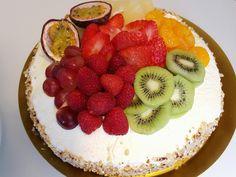 Frukttårta - Zeinas Kitchen Cheesecake, Desserts, Food, Pineapple, Tailgate Desserts, Deserts, Cheesecakes, Essen, Postres
